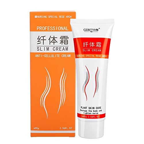 Slimming Cream, Effective Fat Burner Weight lost Massage Body Cream Skin Care (Effective Fat)