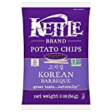kettle chip bbq - Kettle Brand Potato Chips, Korean Barbeque, 2 Ounce (Pack of 6)