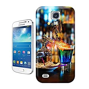 Unique Phone Case Cup light photography, lighting effects Hard Cover for samsung galaxy s4 cases-buythecase