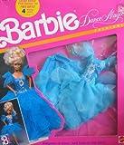 Barbie Dance Magic Fashions - Ballroom to Disco 2 Looks In 1 (Blue 1989)
