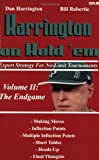 Harrington on Hold 'em: Harrington on Hold 'em Strategic Play v. 2: Expert Strategy for No Limit Tournaments