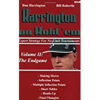 Harrington on Hold 'em: Expert Strategy for No-Limit Tournaments; Volume II: The Endgame: 2