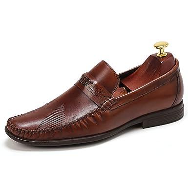 Amazon.com Men\u0027s Business Shoes Men\u0027s Leather Shoes Hand