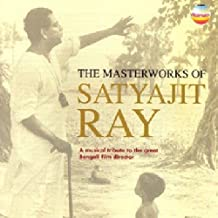 The Master Works of Satyajit Ray by Satyajit Ray (2002-01-01)