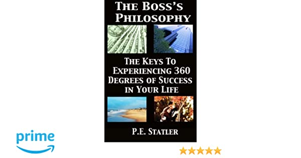 The Boss?s Philosophy