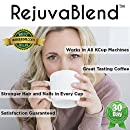 RejuvaBlend Kcups with Biotin For Strong Hair Nails