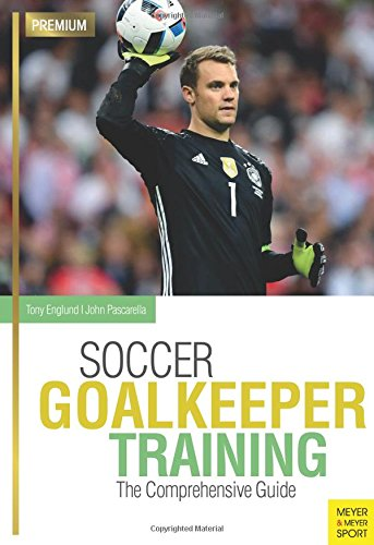 Soccer Goalkeeper Training - 1
