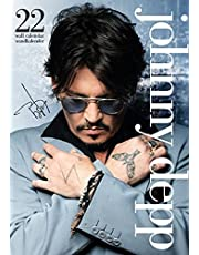 Johnny Depp 2022 Calendar