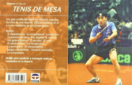 Conocer el Deporte. TENIS DE MESA: Amazon.es: Real Federación ...