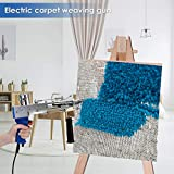 InLoveArts Cut Pile Rug Tufting Gun, Electric