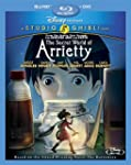 The Secret World of Arrietty [Blu-ray...