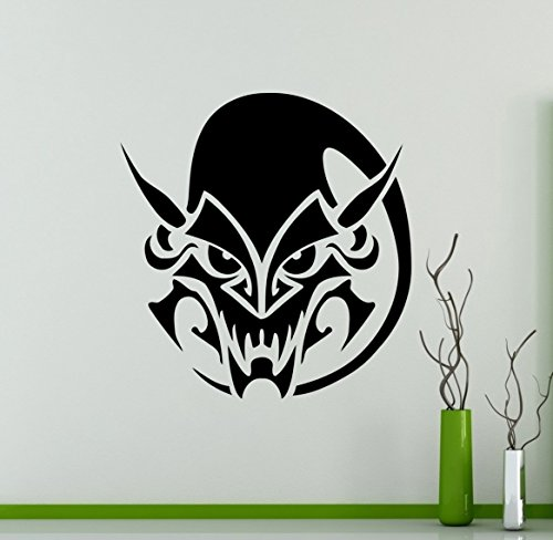 Green Goblin Wall Decal Comics Supervillains Vinyl Sticker Spider Man Home Wall Art Decor Ideas Interior Removable Design 1(ggb)