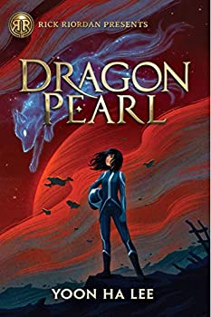 Dragon Pearl by Yoon Ha Lee science fiction and fantasy book and audiobook reviews