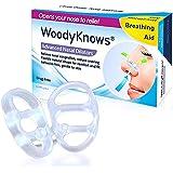 WoodyKnows Snoring Snore Aids Nasal Dilators, SML