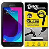 Roxel Samsung Galaxy J2 2017 360° Flexiable Tempered Glass with Unbreakable Impossible Film Glass [ Better Than Tempered Glass ] Screen Protector for Samsung Galaxy J2 2017 (Black, 8GB)
