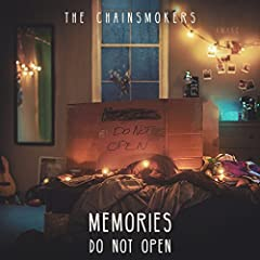 The Chainsmokers, Coldplay Something Just Like This cover