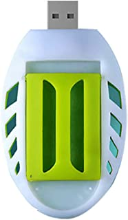LEYIJU USB2.0 Anti-Moustique, Peut Être Utilisé dans Les Voitures, Usage Domestique, Ajouter 72 Morceaux D'encens Anti-Moustique, Pas De Goût, Portable pour Tout Groupe De Personnes,