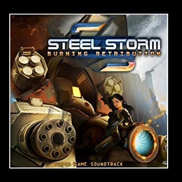 Various Artists - Steel Storm Video Game Soundtrack - Amazon