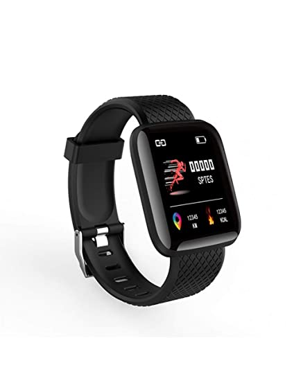 DZKQ Smart Watch Hombres Presión Arterial Impermeable ...