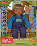 Fisher Price BOY Little Mommy Baby Knows Interactive Doll