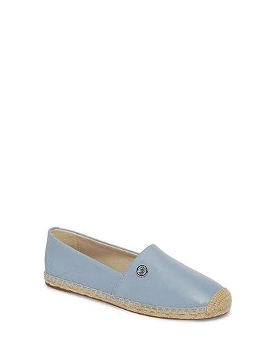 3d507ecb1 Amazon.com | Michael Michael Kors Womens Kendrick Leather Closed Toe, Pale  Blue, Size 7.5 | Loafers & Slip-Ons