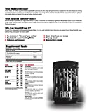 Animal Fury - Pre Workout Powder Supplement for