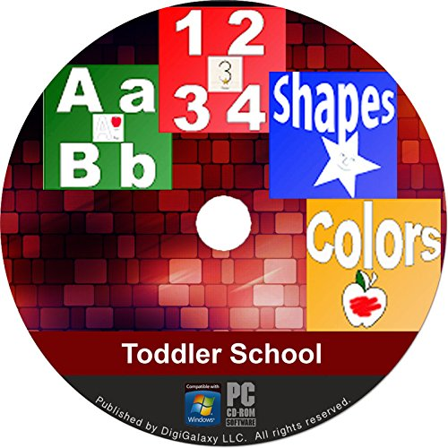 Early Learning Software - Toddler School