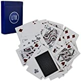Bicycle Ellusionist Blue LTD Deck Azul Playing Cards magia jugando a las cartas