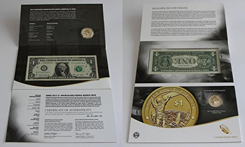 2015 W Mohawk Ironworkers American Coin & Currency Set Uncirculated
