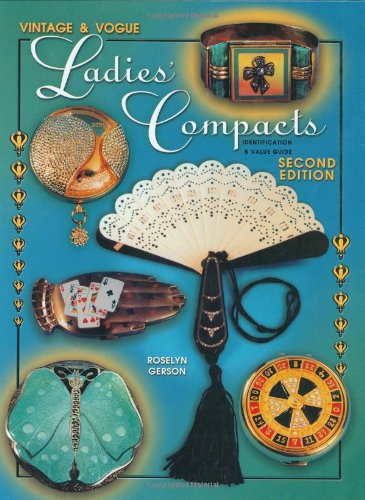 Vintage Costume Jewelry Identification (Vintage & Vogue Ladies Compacts Identification & Value Guide, Second Edition)