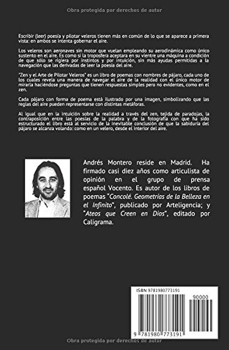 Amazon.com: Zen y el Arte de Pilotar Veleros (Spanish Edition) (9781980773191): Andrés Montero: Books