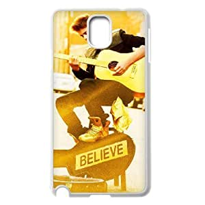 Justin Bieber Original New Print DIY Phone Case for Samsung Galaxy Note 3 N9000,personalized case cover ygtg-699532