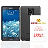 Samsung Galaxy Note Edge Extended Battery, Zerolemon 9000mah Tricell Extended Battery with NFC and Soft TPU Edge Protection Case