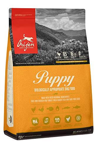 ORIJEN Dry Dog Food, Puppy, Biologically Appropriate & Grain Free