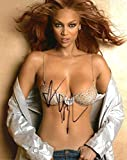 Tyra Banks SEXY In Person Autographed Photo
