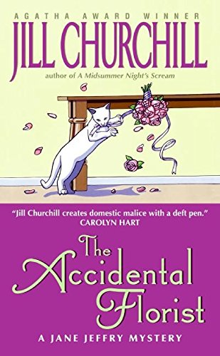 book cover of The Accidental Florist