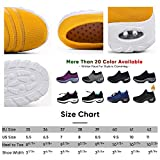 Women's Walking Shoes Sock Sneakers - Mesh Slip