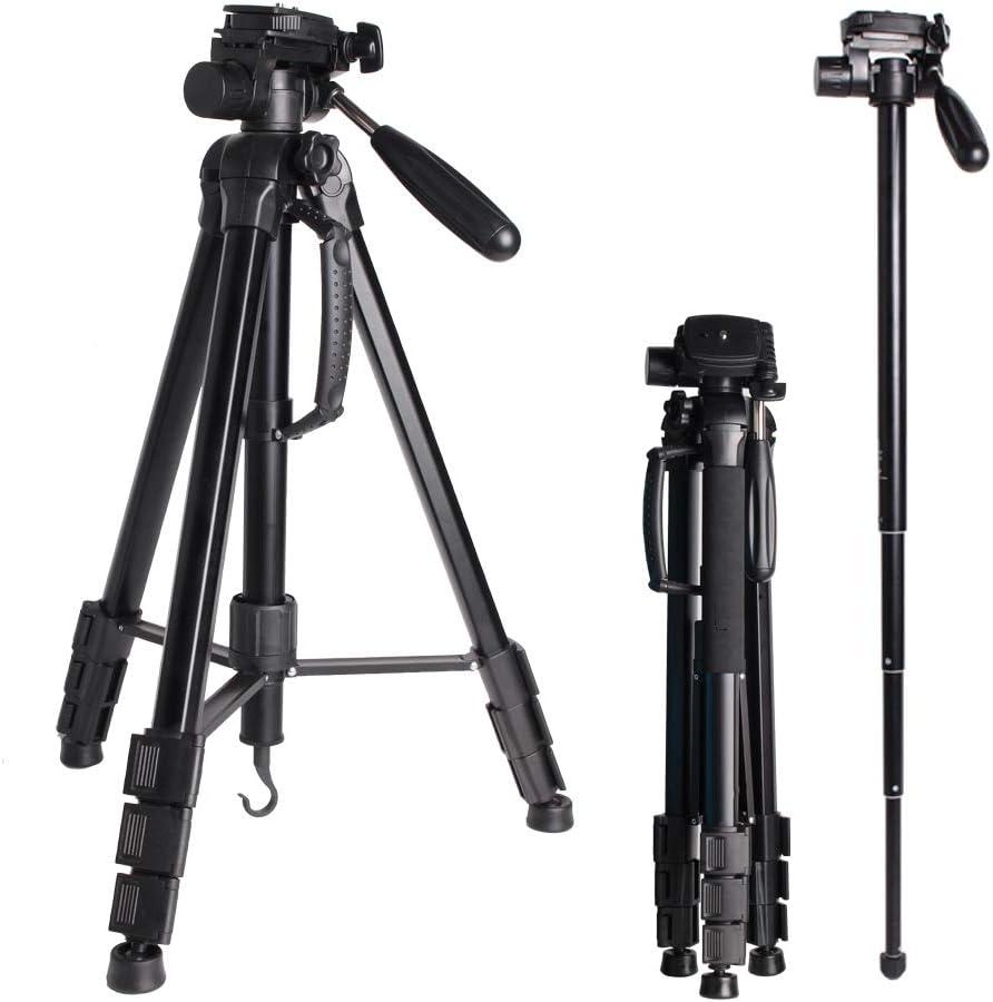 Rayrow Kamera Stativ 176cm 69 3inch Für Dslr Gopro Kamera