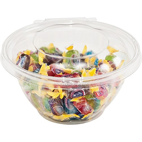 Jolly Ranchers Break Bites, Assorted Fruit Flavors Candy, 17 oz Bowl
