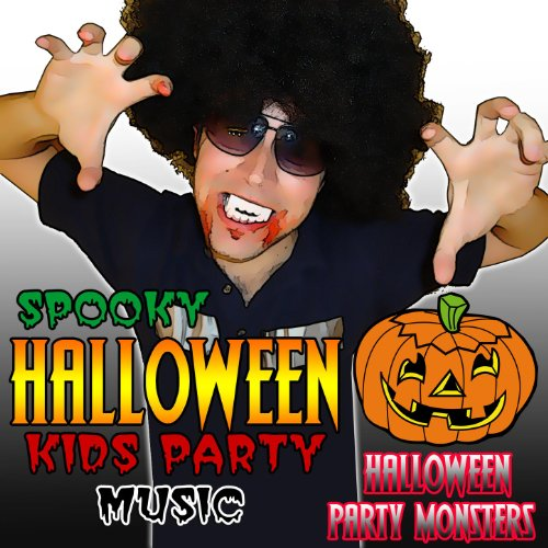 Spooky Halloween Kids Party Music [Clean]]()