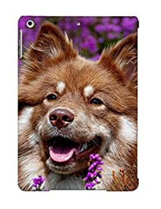 High Quality Standinmyside Animal Dog Skin Case Cover Specially Designed For Ipad - Air