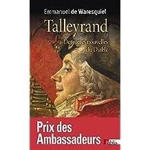 Talleyrand: Dernières nouvelles du Diable