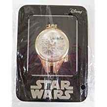 Sega Star Wars pre Millennium Falcon pocket watch 2018Ver.gold size about L4cm