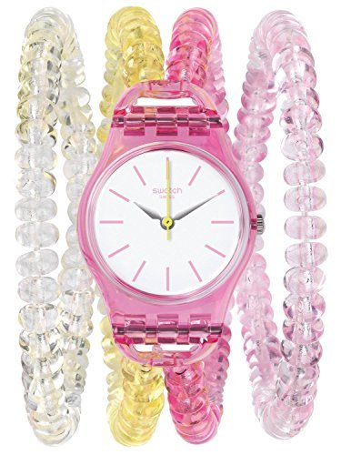 [Swatch] SWATCH watch LADY (Lady) SUNNY DAY S size LP145B Ladies [regular imported goods]