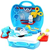 Aastha Enterprise Pretend Play Baby & Toddler Plastic Doctor Set for Kids Medical Kit Toys for 3 to 6 Year Old Boys & Girls