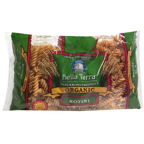 Bella Terra Rotini/Springs, 12-Ounce Packages (Pack of 12) by Bella