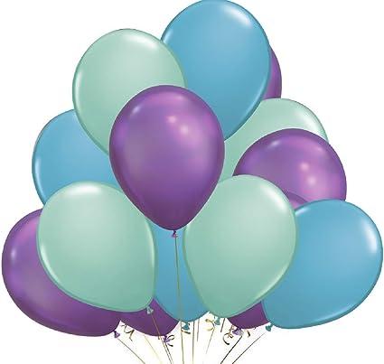 Mermaid balloon bundle