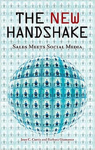 The New Handshake: Sales Meets Social Media: Joan C. Curtis ...