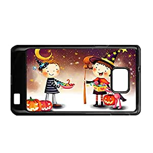 Protective Phone Cases For Child For Samsung S2 I9100 Printing With Halloween Choose Design 2