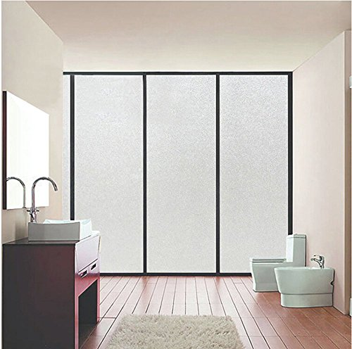 Etched Glass Window Film, Bloss Frosted Privacy Window Film